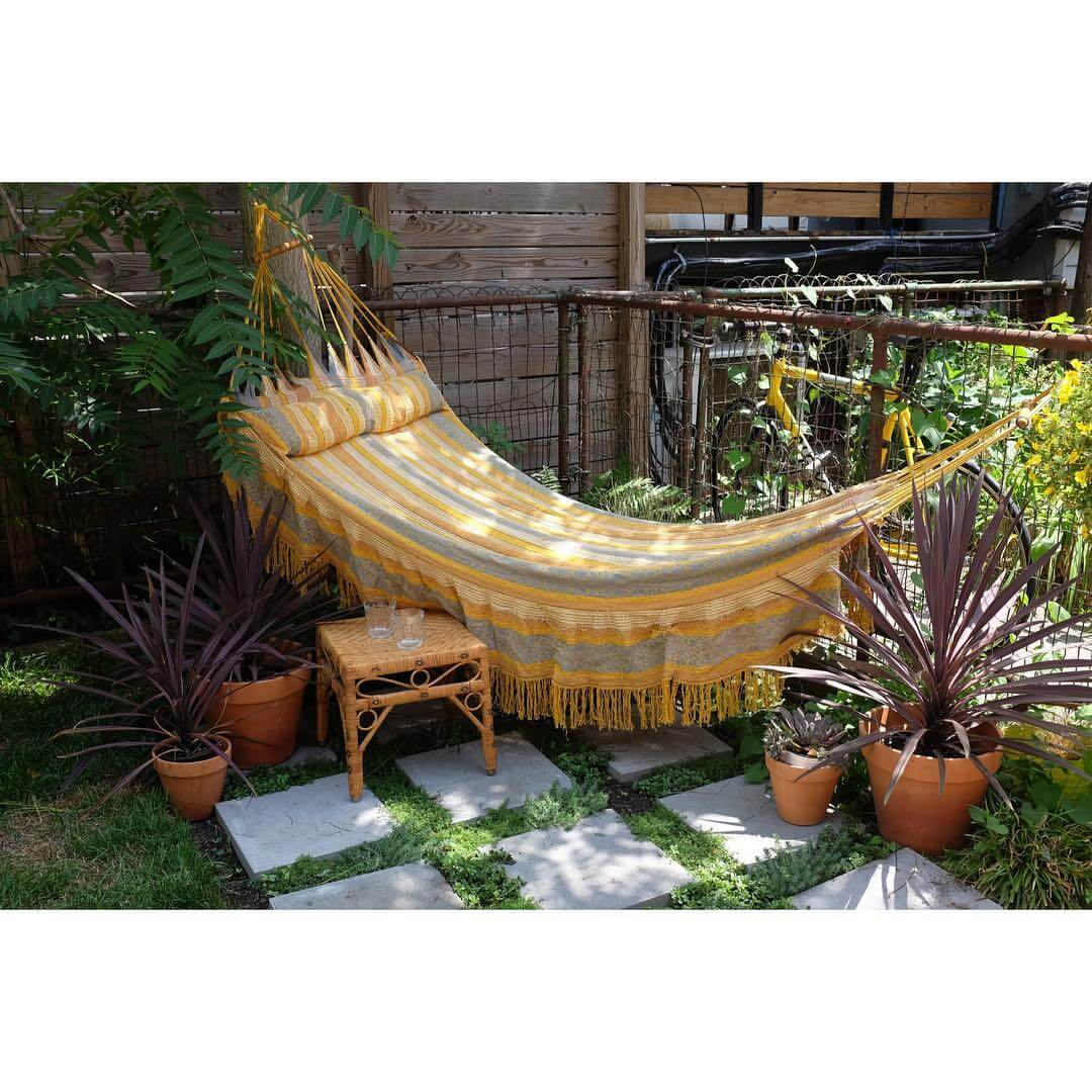 Shop Home and Kids Adaptations NY Vintage Furniture Hammock