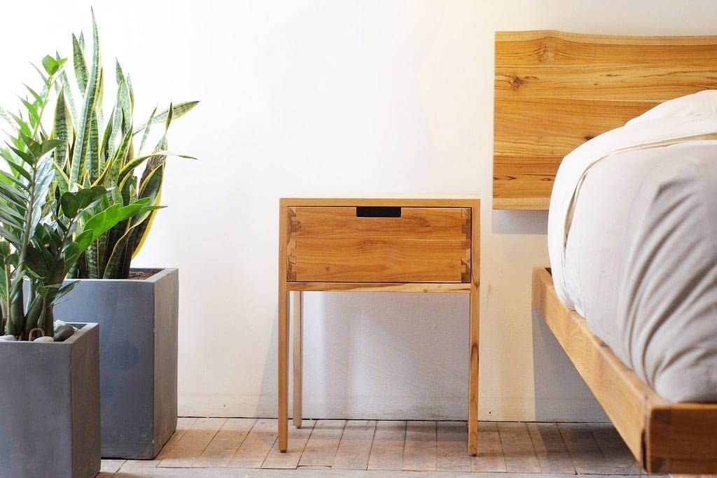 Shop Home and Kids From the Source Sustainable Furnishing Nightstand