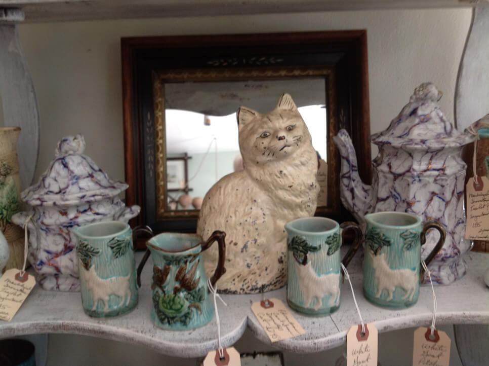 Shop Home and Kids The Upper Rust Cat Mugs