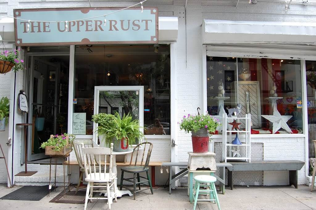 Shop Home and Kids The Upper Rust Façade by Habitually Chic