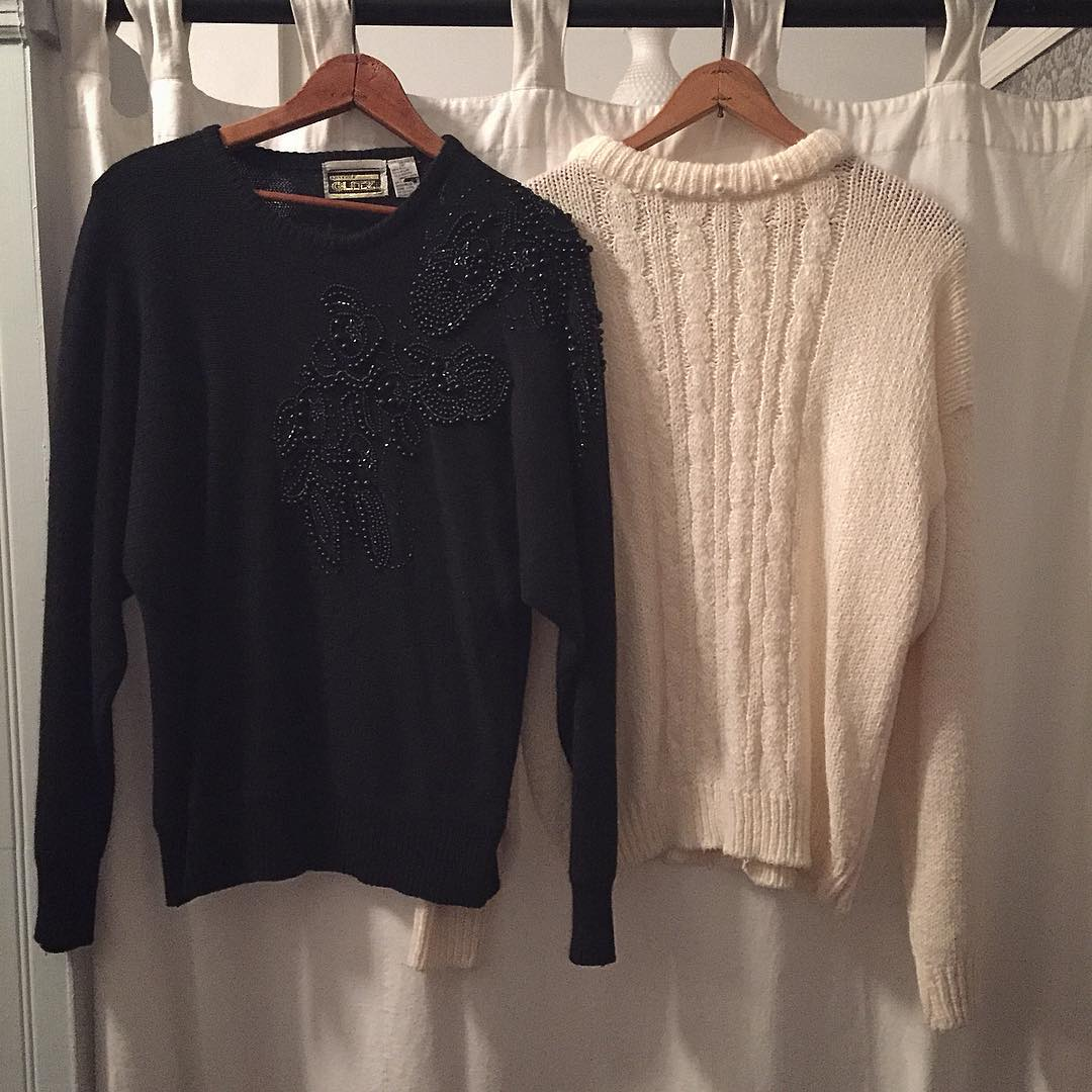 Shop Ladies Antoinette Brooklyn Vintage Knit