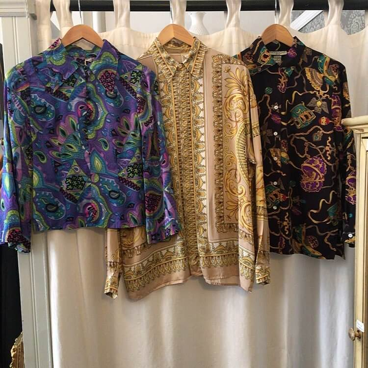 Shop Ladies Antoinette Brooklyn Vintage Shirts