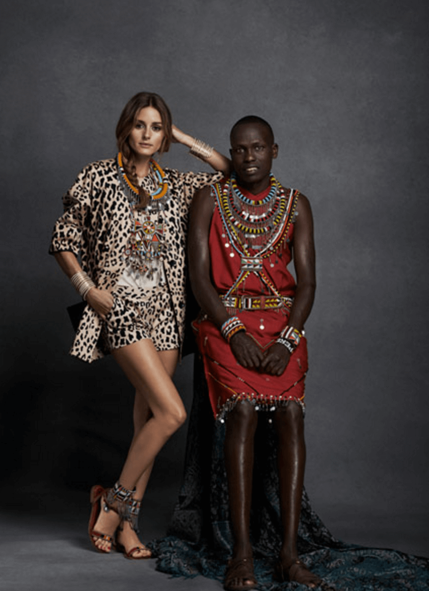 Shop Ladies Pikolinos Maasai Project Charity Olivia Palermo Campaign Sandals