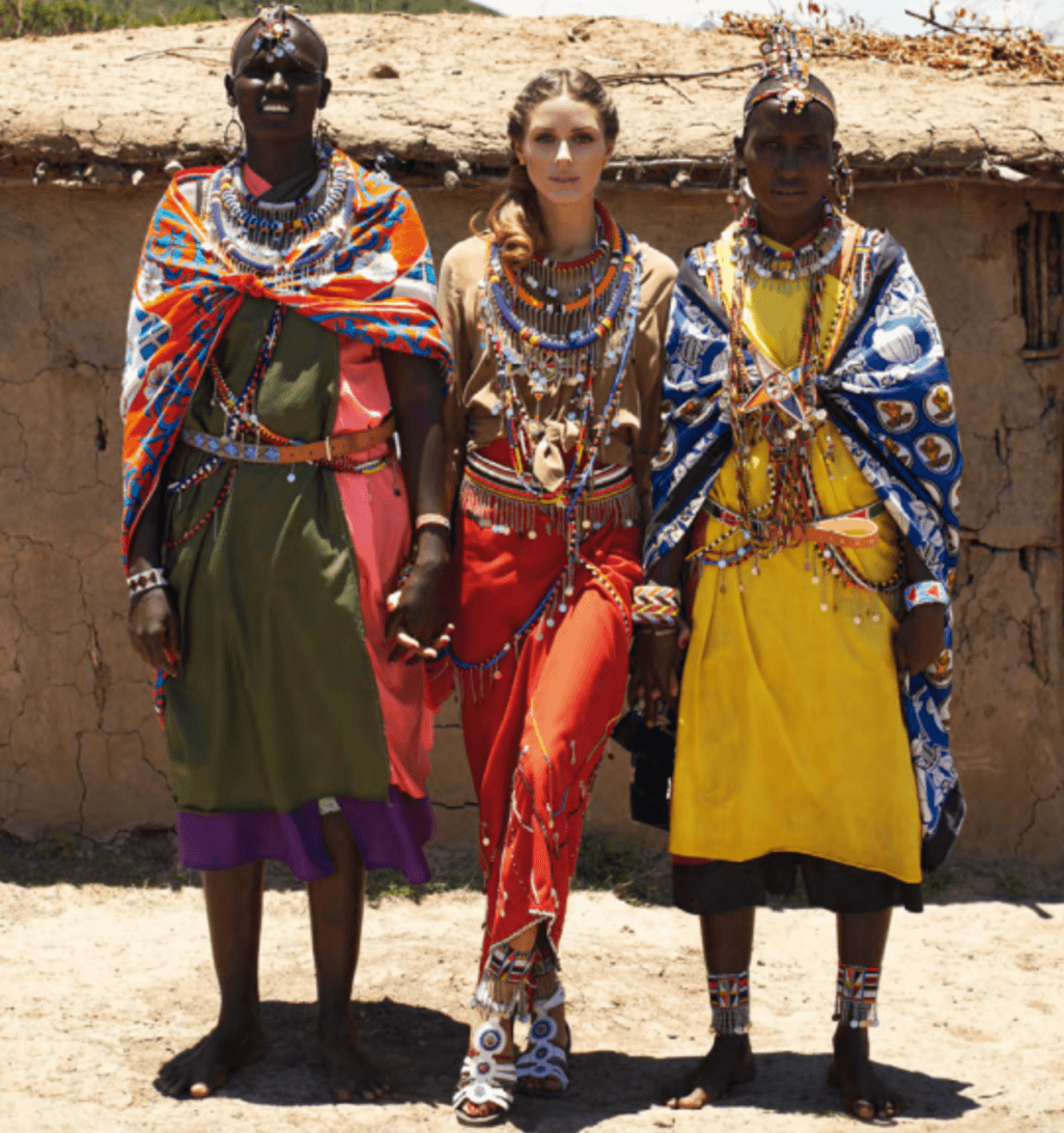Shop Ladies Pikolinos Maasai Project Charity Olivia Palermo Colors