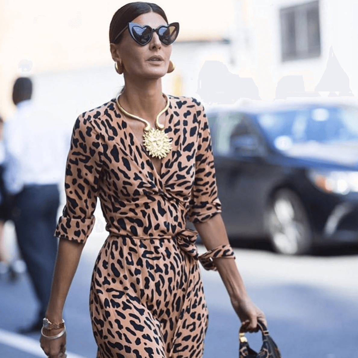 Shop Ladies Resurrection NYFW Fall 2017 Giovanna Battaglia