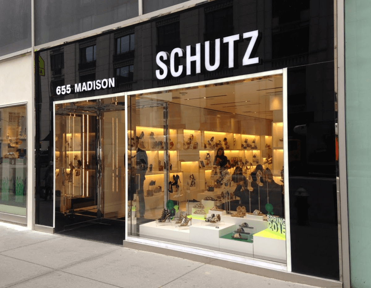 Shop Ladies Schutz Madison Shoes