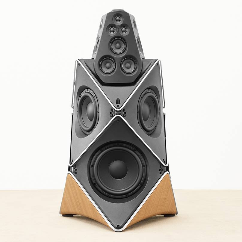 Shop Ladies and Gents Bang and Olufsen Professional Sound System
