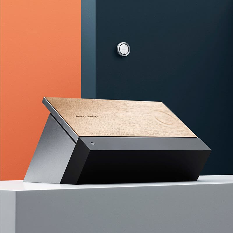 Shop Ladies and Gents Bang and Olufsen Sound Box