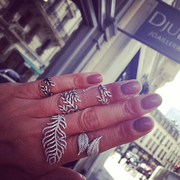Shop Ladies and Gents Djula Jewelry Feathers