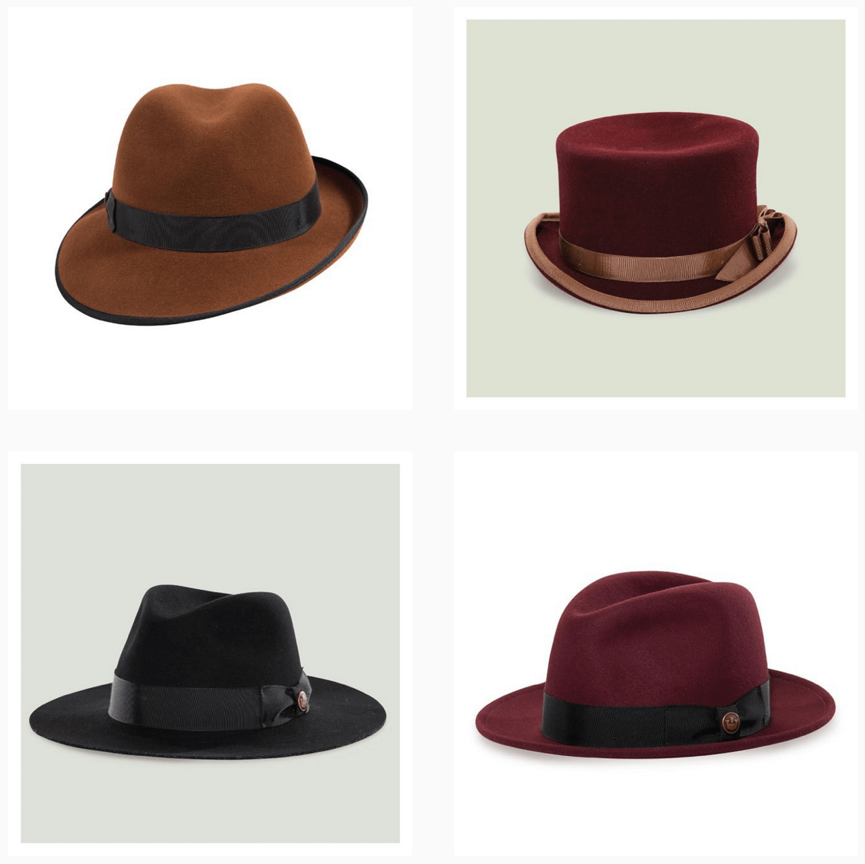 Shop Ladies and Gents Goorin Bros 4 Hats