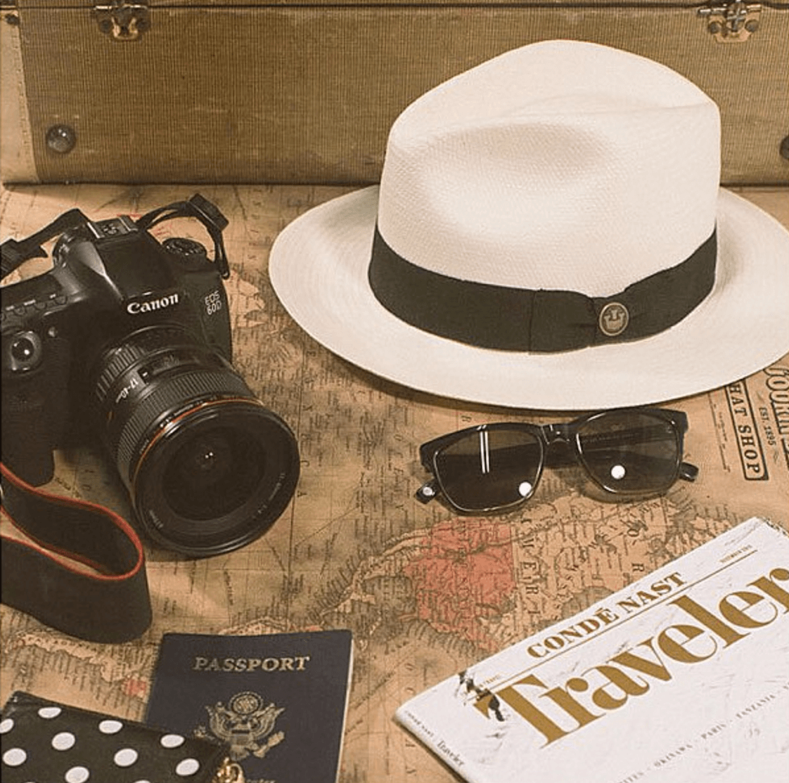 Shop Ladies and Gents Goorin Bros CondeNast Traveler