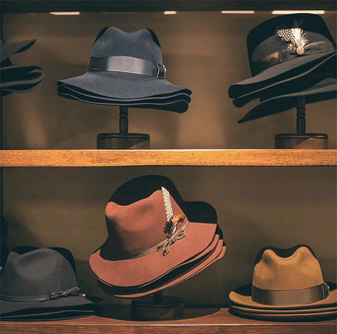 Shop Ladies and Gents Goorin Bros Hats in Store