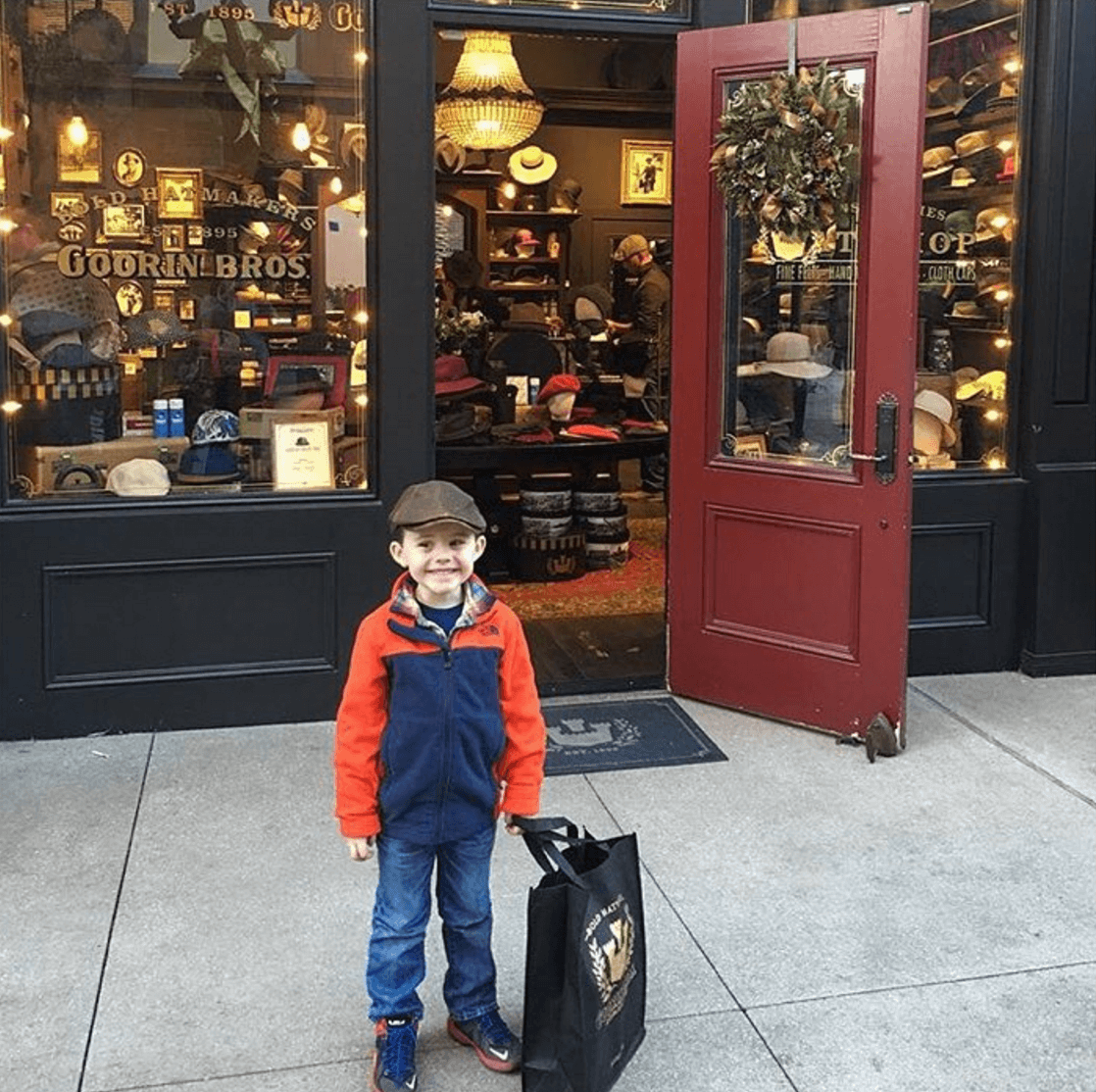 Shop Ladies and Gents Goorin Bros Kids