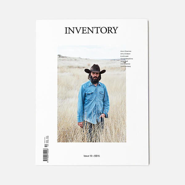 Shop Ladies and Gents Inventory Magazine Cover