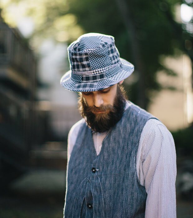 Shop Ladies and Gents Inventory Magazine Model Hat Vest