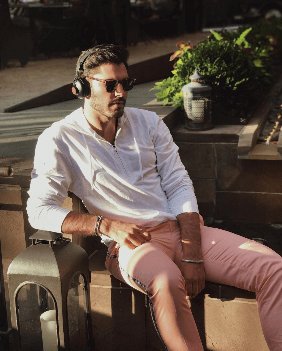 Shop Ladies and Gents Menswear Joey Zauzig NYC Earphones