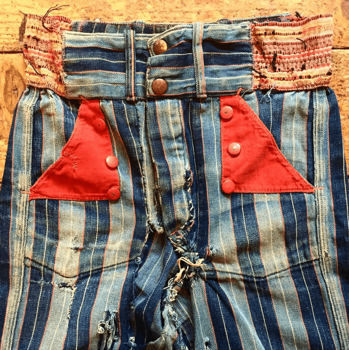 Shop Ladies and Gents Stock Vintage Denim