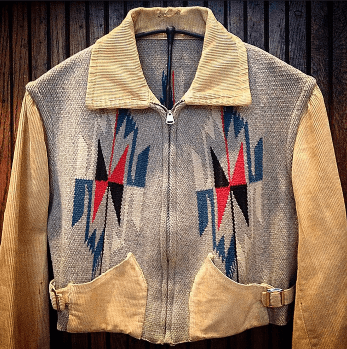 Shop Ladies and Gents Stock Vintage Jacket