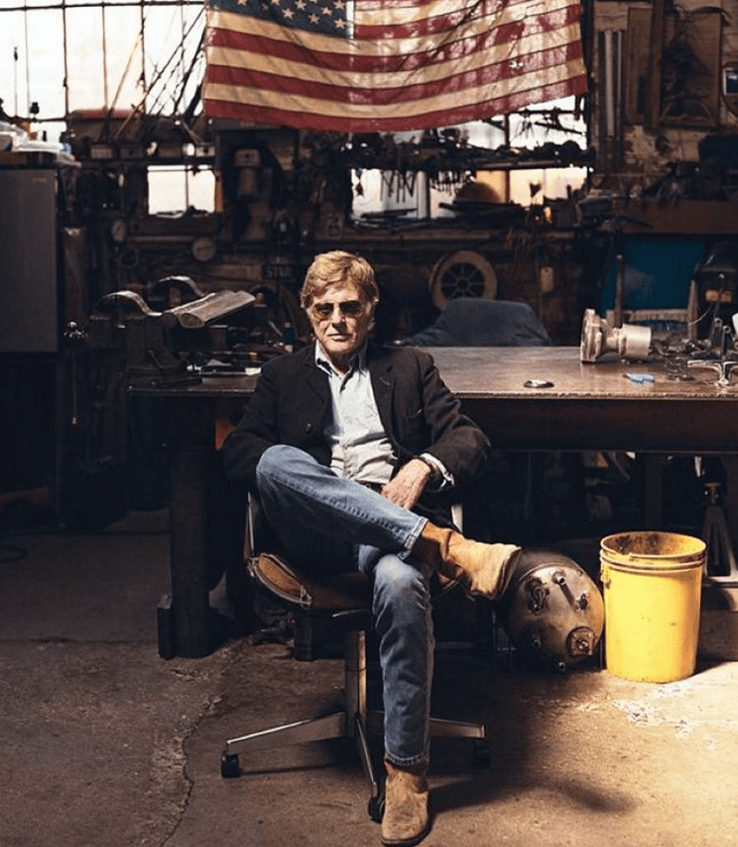 Shop Ladies and Gents Stock Vintage Robert Redford