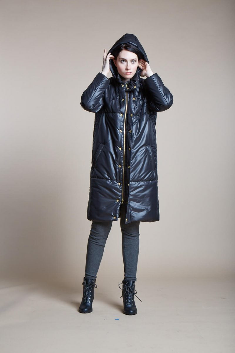 Shop Ladies and Gents Vaute Vegan Fashion Bubble Coat