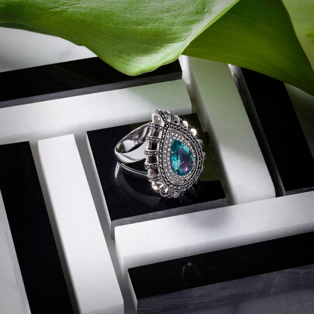 Shop NYC Wedding Hueb Jewelry Paraiba Turmaline