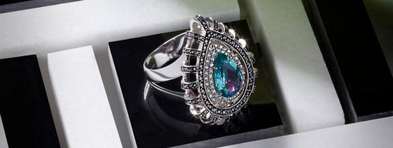 Shop NYC Wedding Hueb Jewelry Paraiba Turmaline