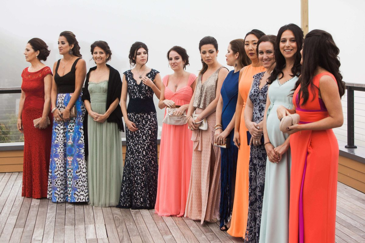 Shop NYC Wedding Kamila Almeida Gurneys Montauk Bridesmaids