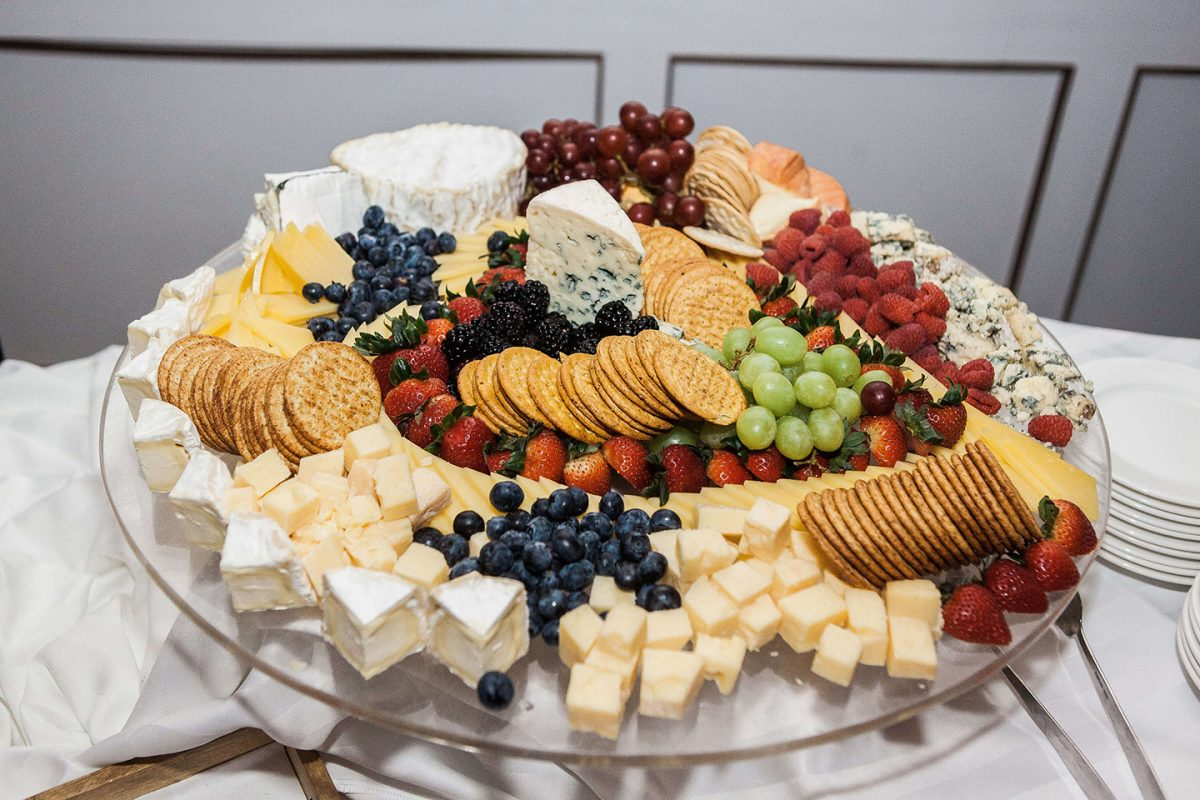 Shop NYC Wedding Kamila Almeida Gurneys Montauk Cheese Plater
