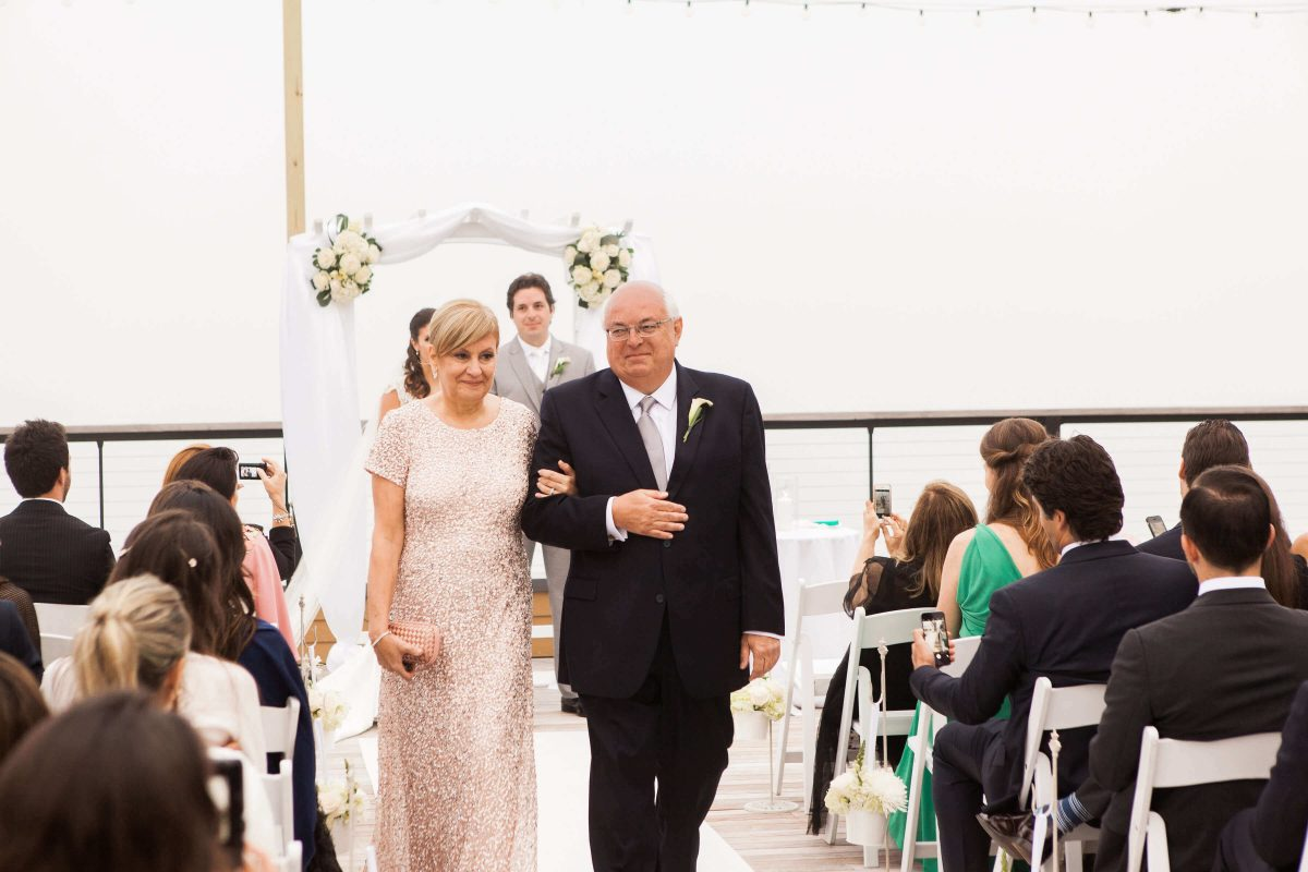 Shop NYC Wedding Kamila Almeida Gurneys Montauk Groom Parents