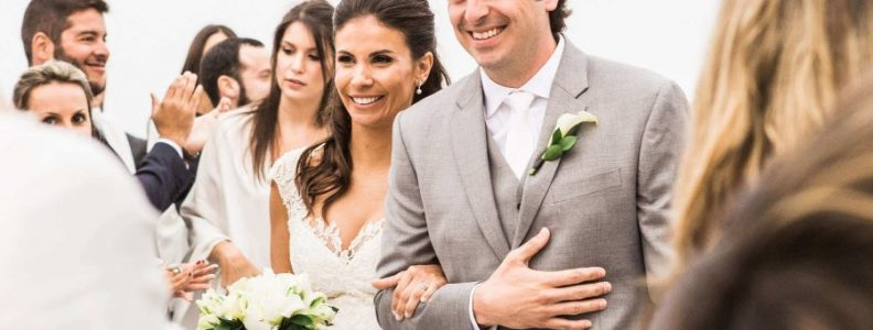 Shop NYC Wedding Kamila Almeida Gurneys Montauk Married Happy