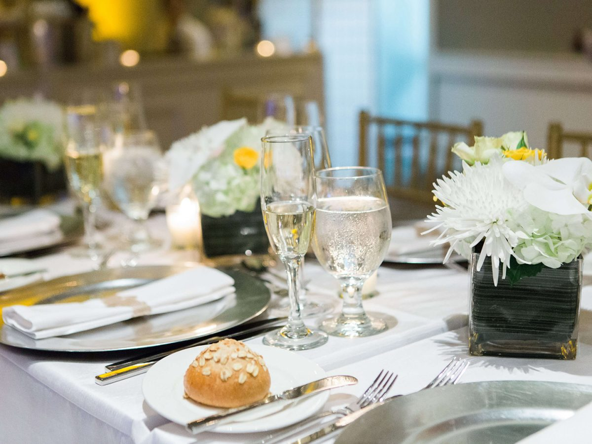 Shop NYC Wedding Kamila Almeida Gurneys Montauk Table