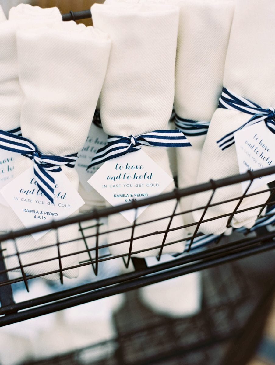 Shop NYC Wedding Kamila Almeida Gurneys Montauk Towels