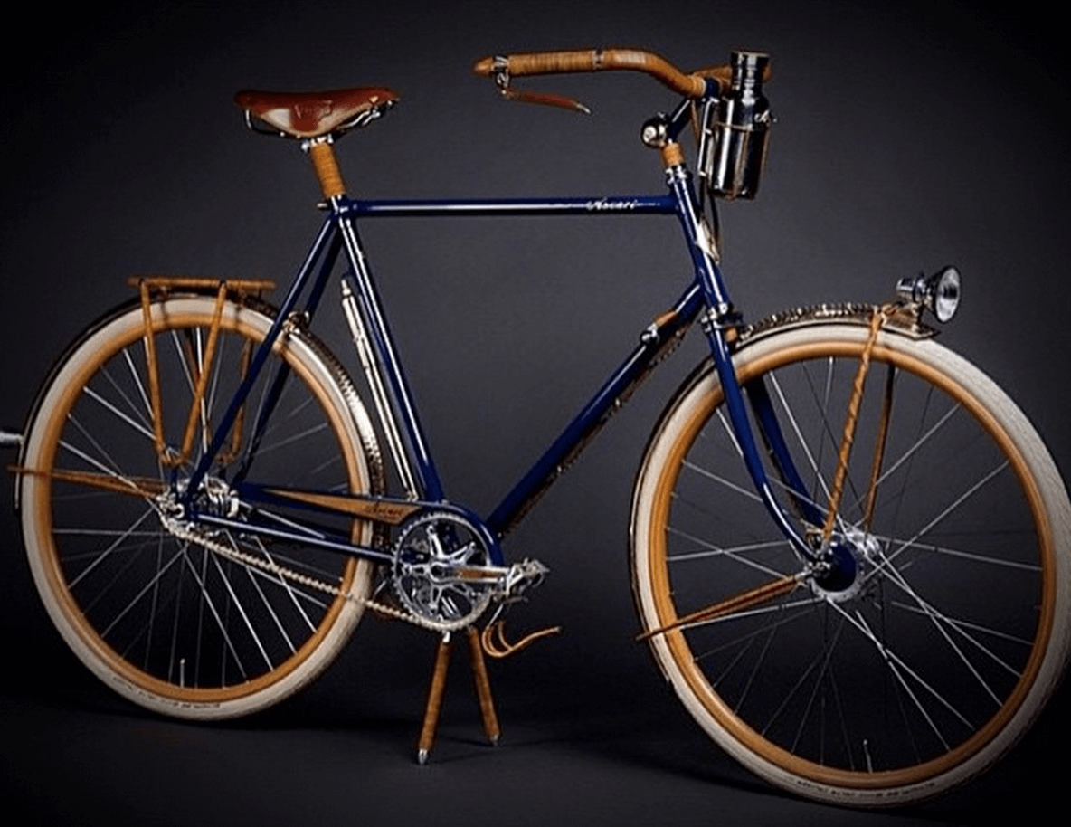 Shop Specialties Ascari Bicyles Handmade with Pride Ascari King Blue