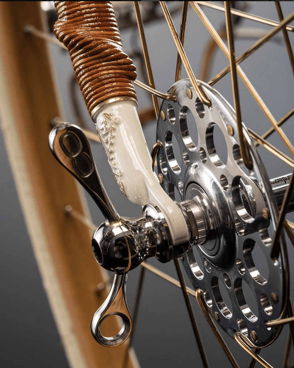 Shop Specialties Ascari Bicyles Handmade with Pride Ascari Plus Details