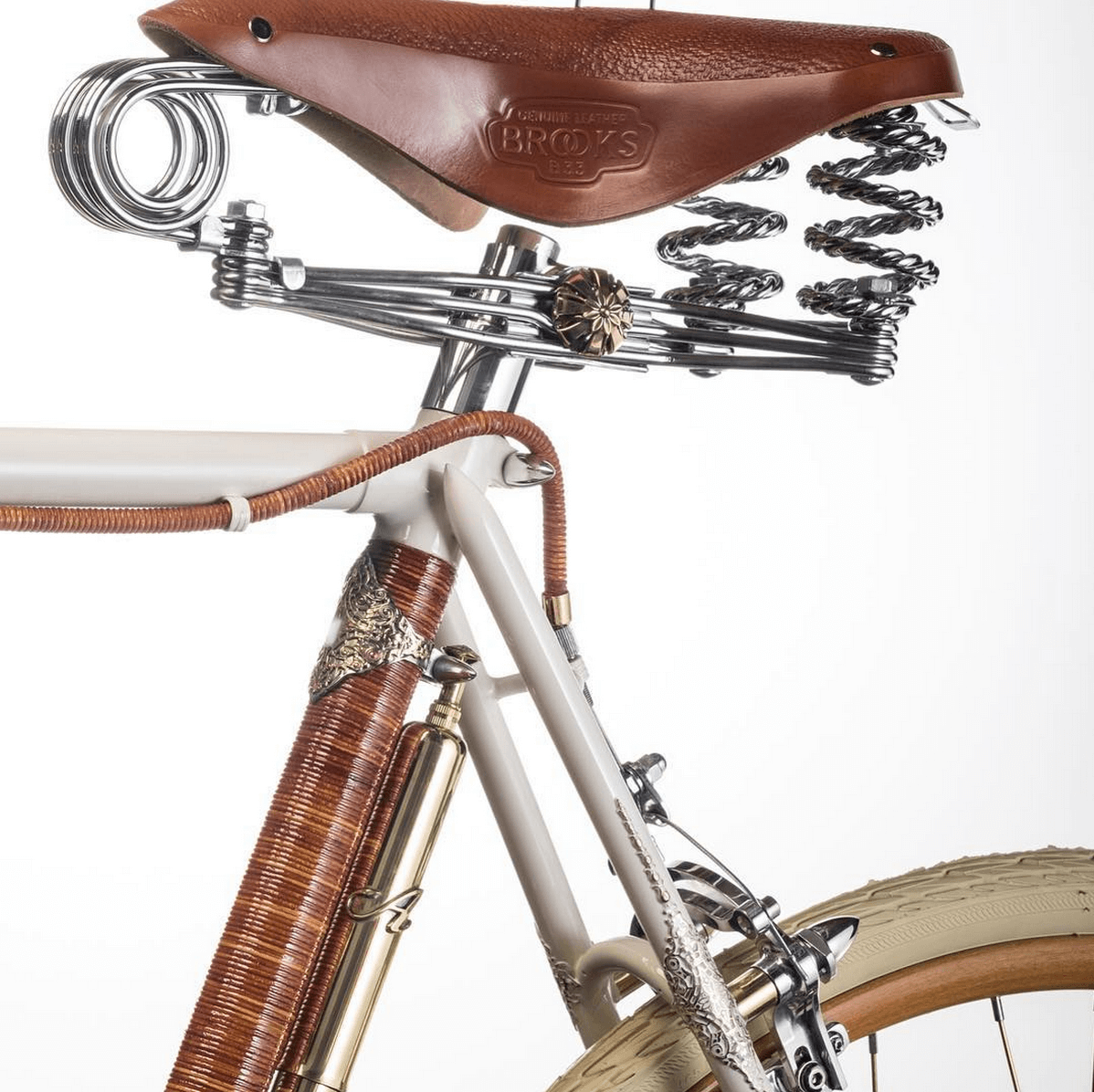 Shop Specialties Ascari Bicyles Handmade with Pride Ascari Plus Seat