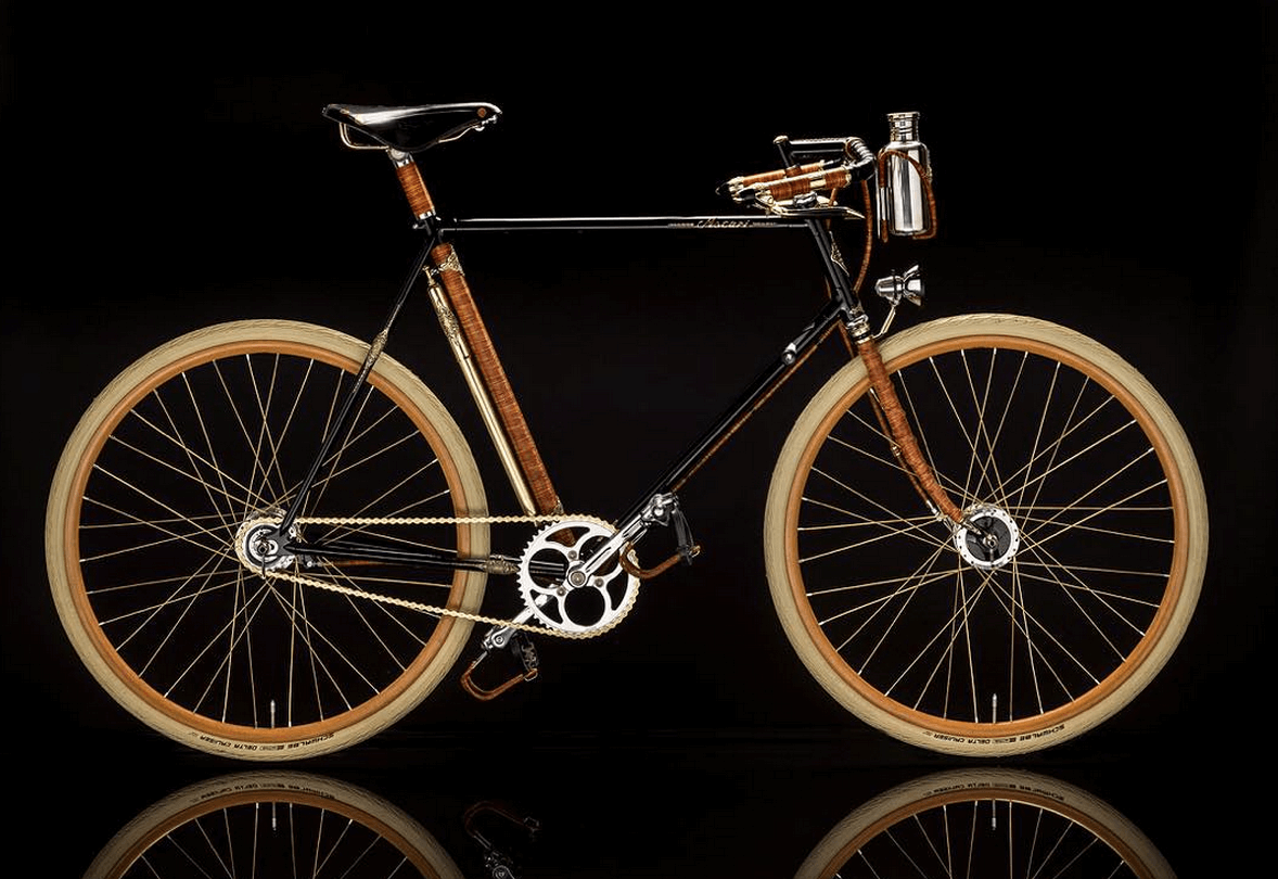 Shop Specialties Ascari Bicyles Handmade with Pride Ascari Plus