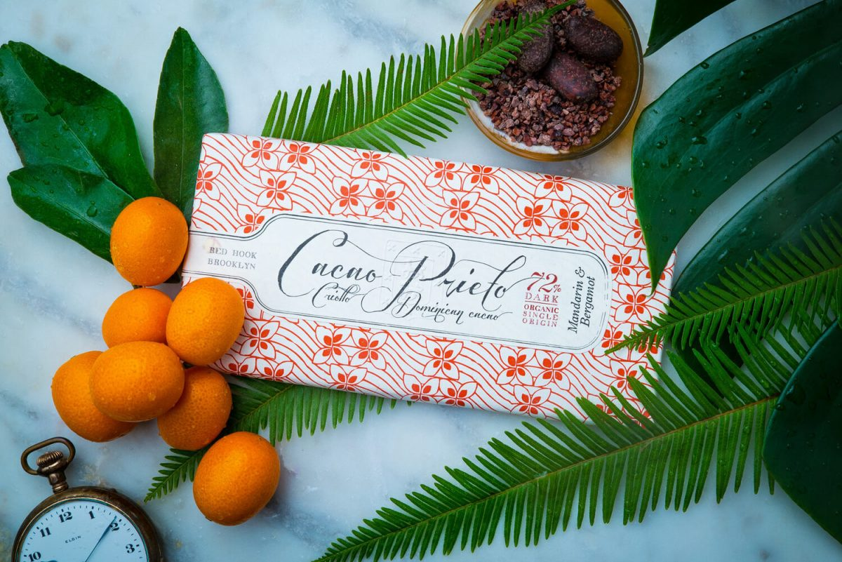 Shop Specialties Cacao Prieto Chocolate Mandarine