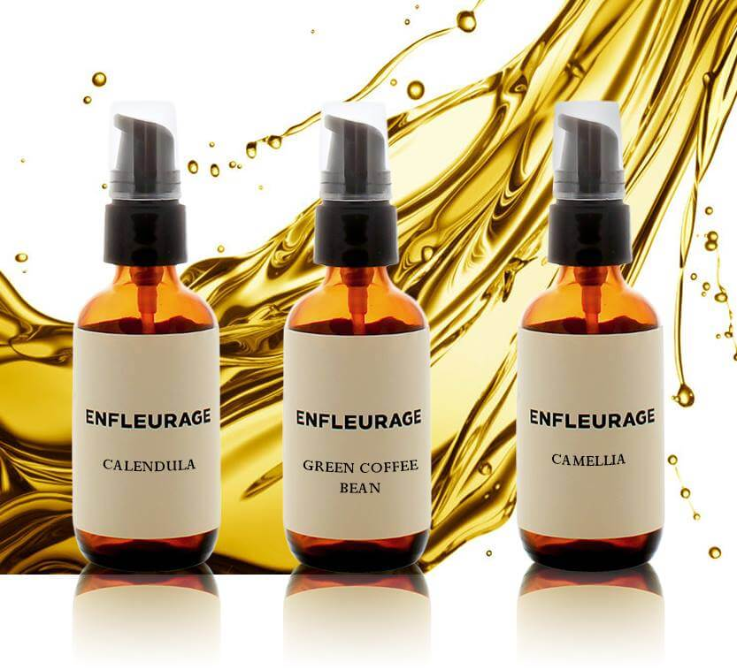Shop Specialties Enfleurage Essencial Oils in New York 3 Types