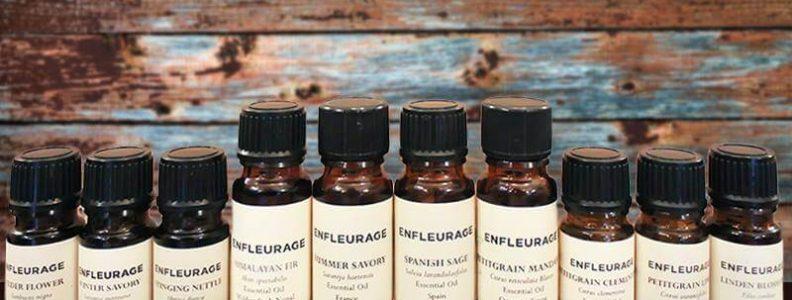 Shop Specialties Enfleurage Essencial Oils in New York Collection
