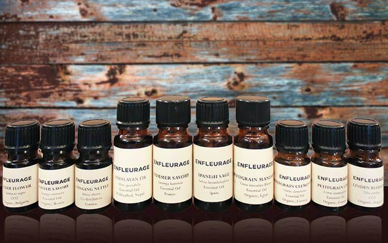 Shop Specialties Enfleurage Essencial Oils in New York Collection