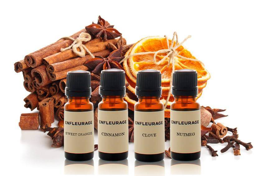 Shop Specialties Enfleurage Essencial Oils in New York Natural