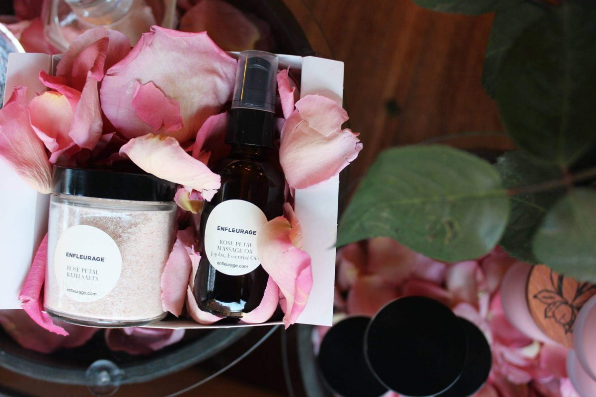 Shop Specialties Enfleurage Essencial Oils in New York Rose Petal
