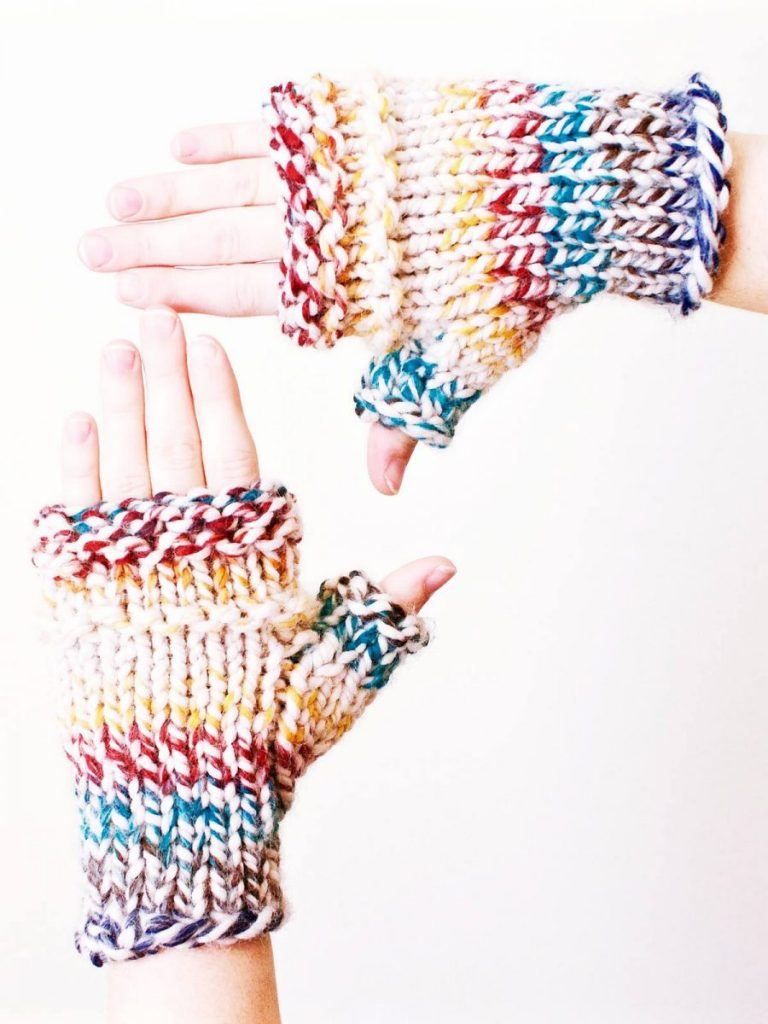 Shop Specialties Lion Brand Yarn Studio Handmade Gloves
