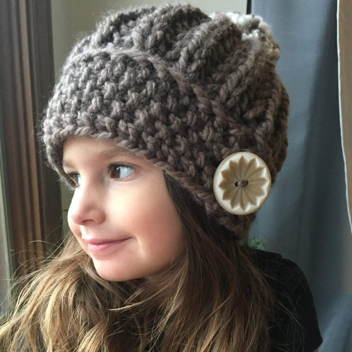 Shop Specialties Lion Brand Yarn Studio Handmade Hat