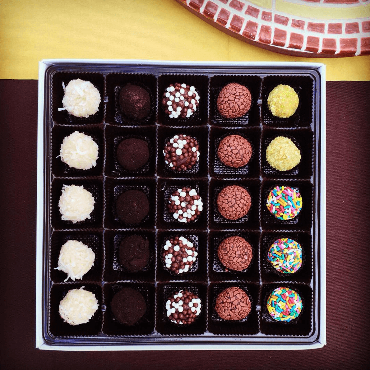 Shop Specialties Little Treats Brigadeiro Big Box