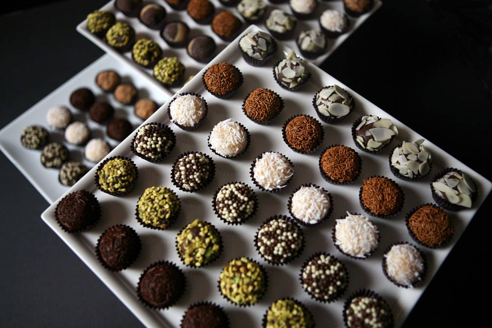 Shop Specialties My Sweet Brigadeiro Trays