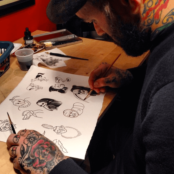Shop Specialties North Star Tattoo NYC Art In Progress
