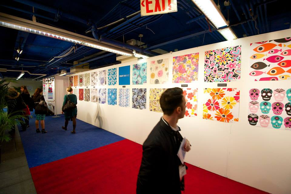 Shop Specialties Print Souce NY Fabric Textile Fair Wall