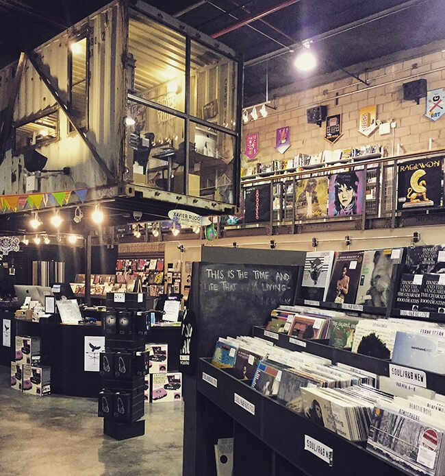 Shop Specialties Rough Trade Vintage NYC Vinyl Music