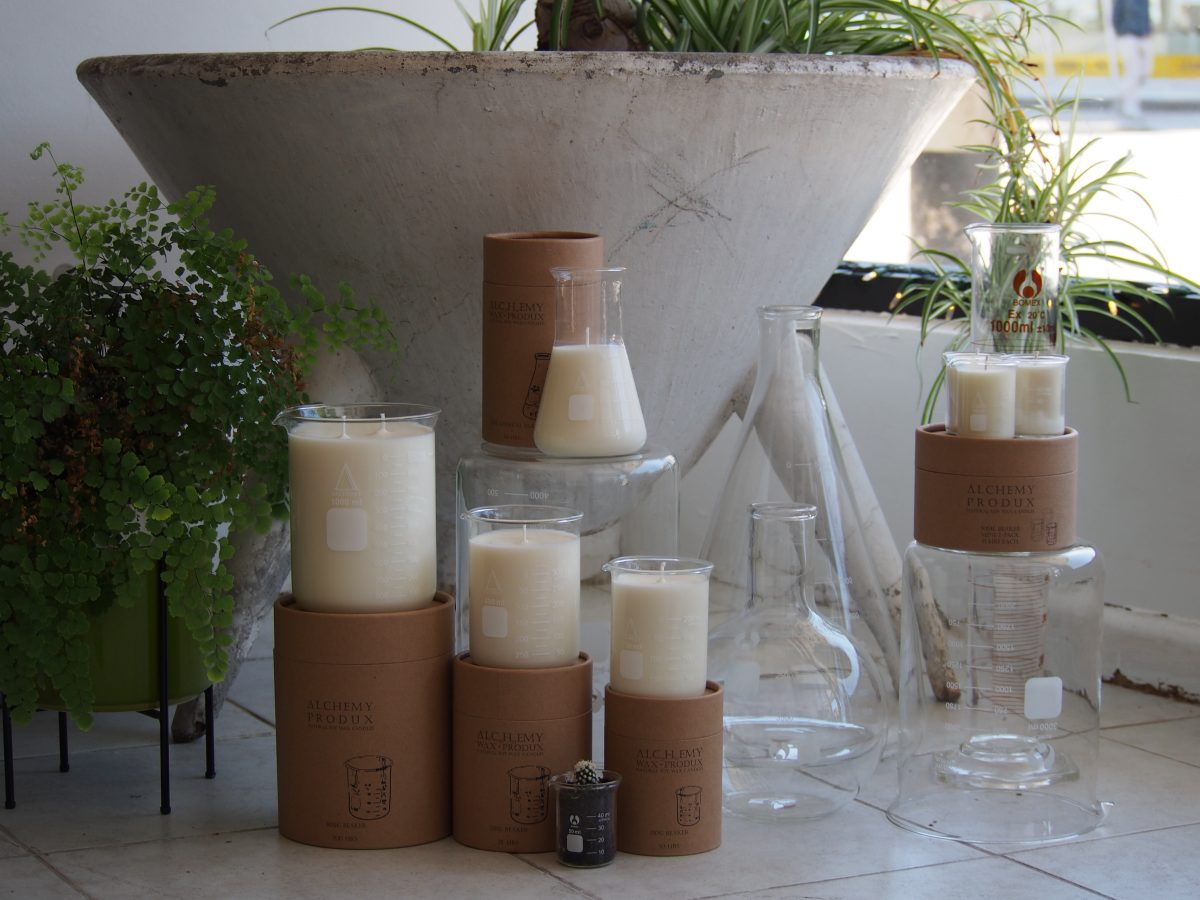 Shop Weddings Alchemy Produx Soy Wax Candles Collection
